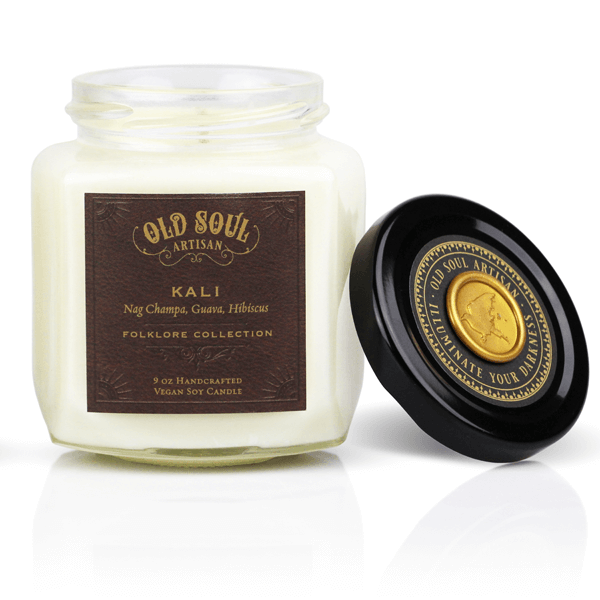 Kali Soy Candle - Folklore Inspired - LilloBellaBoutique.com