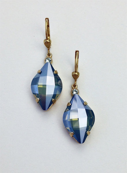 La Vie Parisienne Marquis Crystal Earrings