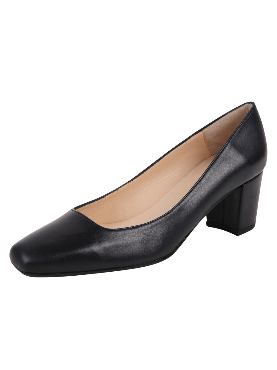 Jon Josef Tender Pump - Dark Navy
