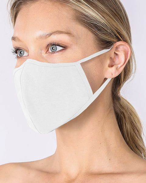 Unisex Cotton Face Mask - LilloBellaBoutique.com