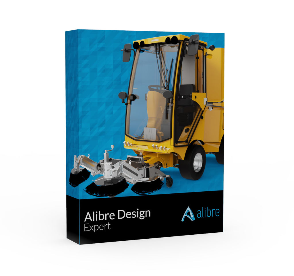 Alibre Design - For Experts - 3D Mouse Canada