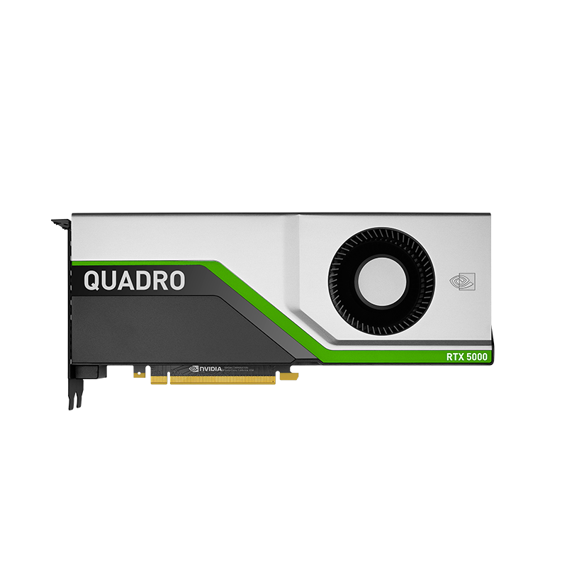 PNY Quadro RTX 5000 Graphic Card - 16 GB GDDR6 - 3D Mouse Canada