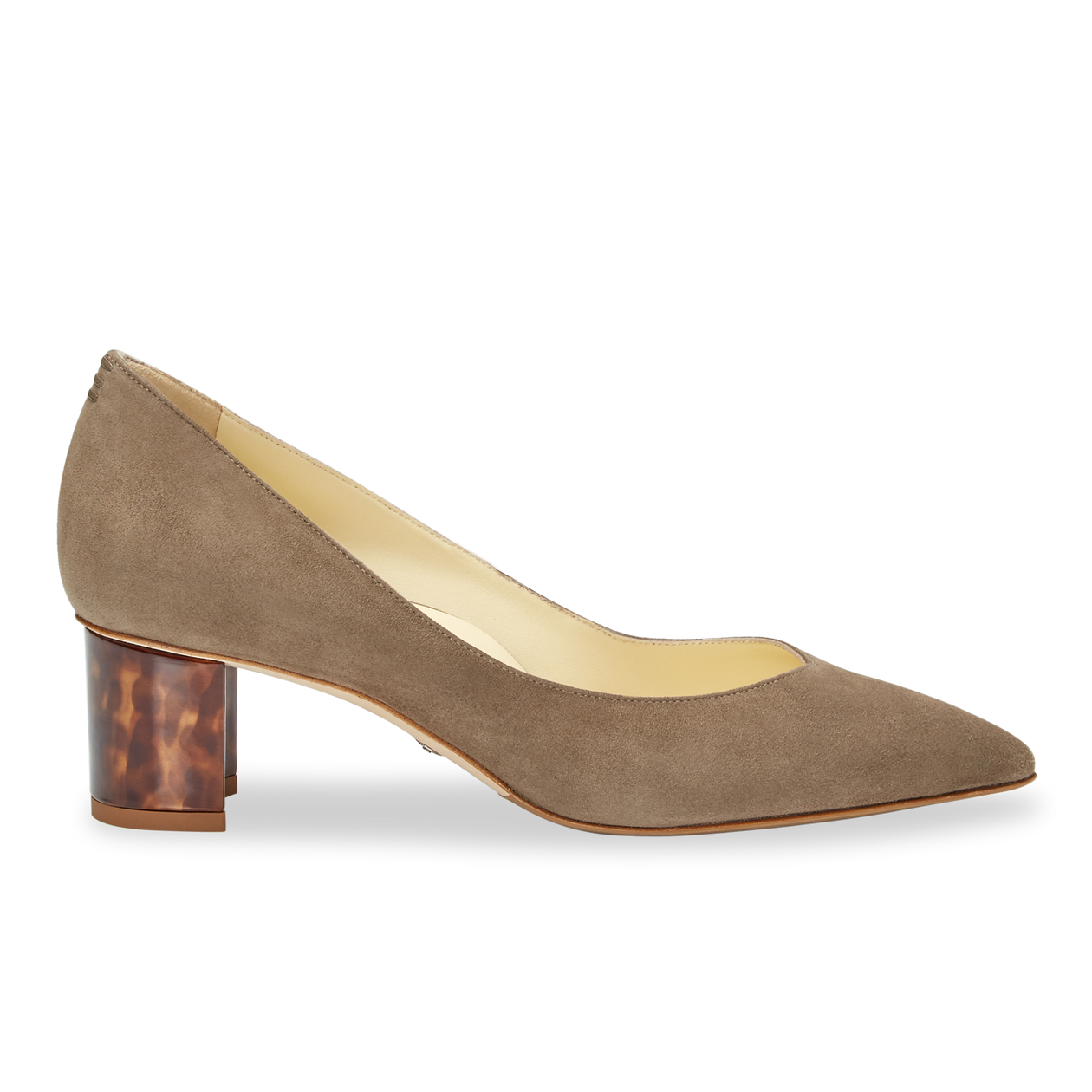 Perfect Emma   Taupe Suede   Sarah Flint