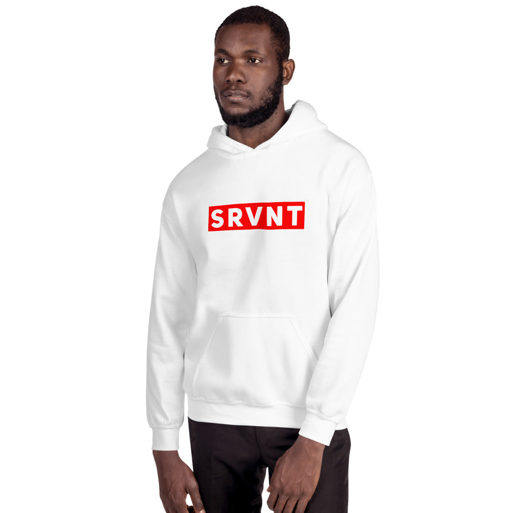 Supreme SRVNT Hoodie- White