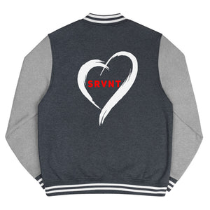 Men's SRVNT Letterman