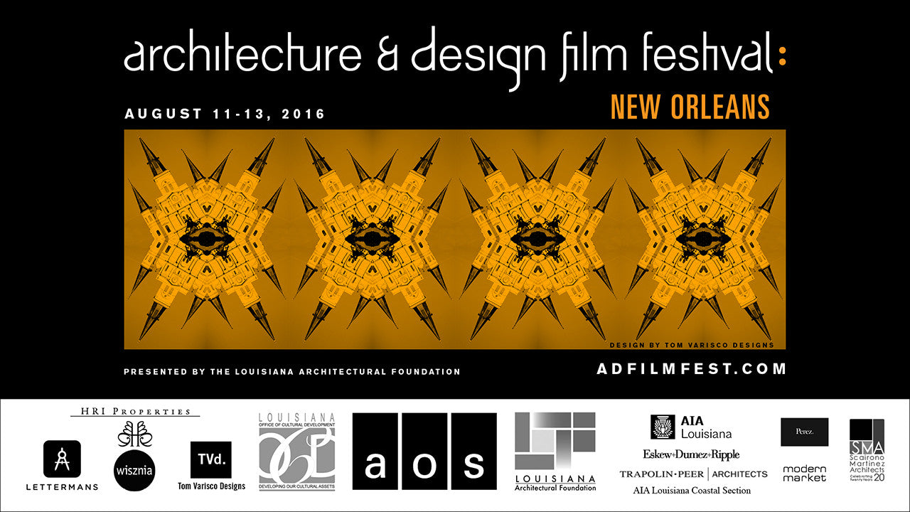 Architecture & Design Film Festival New Orleans 2016