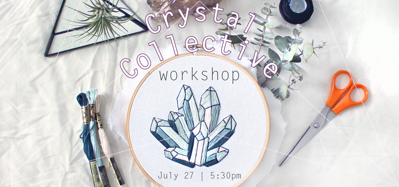 Crystal Collective Workshop | Modern Market