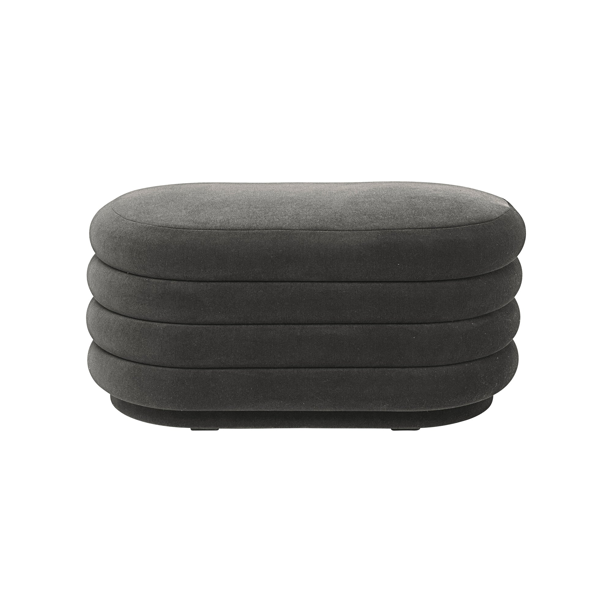 outdoor hudson bungalow rose poof ottoman pdx pouf wayfair