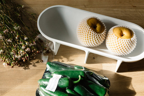 Decorative fruit bowl by FS Objects, Alpine
