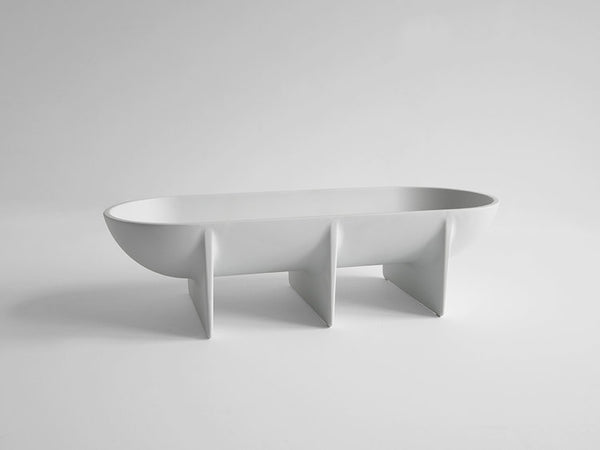 Large standing bowl by FS Objects