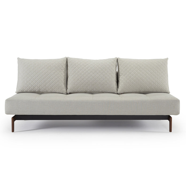 Suprememax Quilted Sleeper Sofa Sofas And Sectionals Modern Market