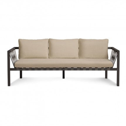 Jibe 3 Seat Outdoor Sofa