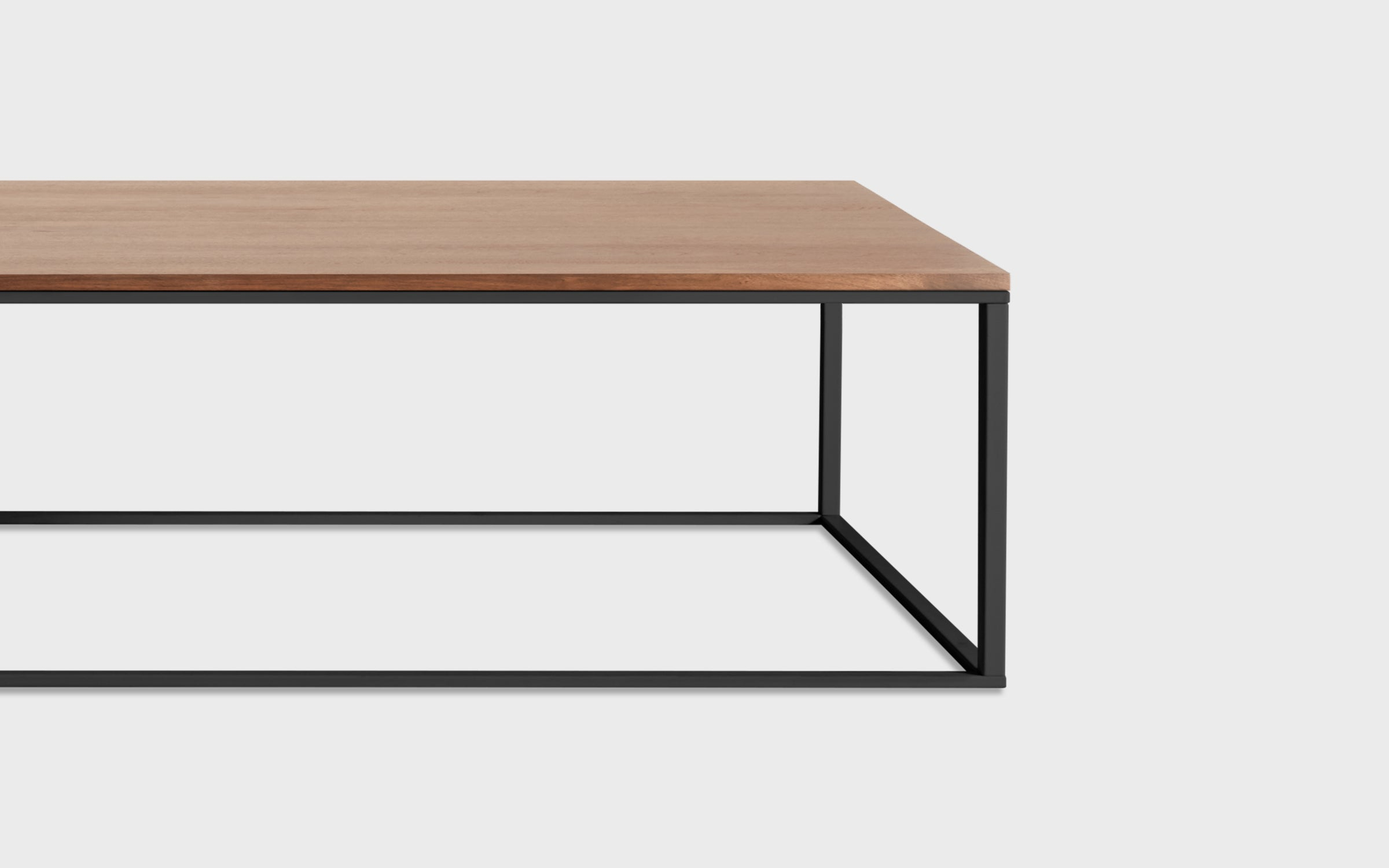 Minimalista Large Coffee Table | Modern Mkaret | Timeless   Modern Market