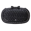 iPhone Purse Case SE, 5 & 5S Delicious Agent Weave Black