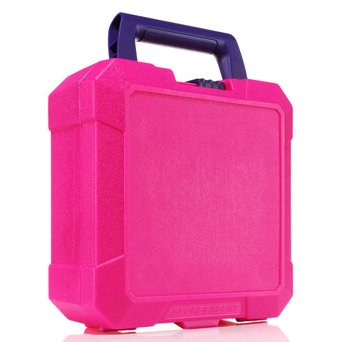 Delicious Agent Pink Lunch Box with Ice Pack