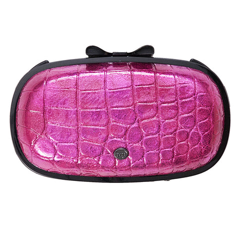 IPhone Purse Case SE, 5 & 5S Delicious Agent Patent Alligator Pink