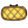 IPhone Purse Case SE, 5 & 5S Delicious Agent French Quilt Double Stitch Yellow