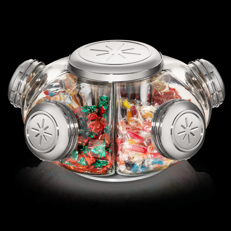 Delicious Agent French Candy Jar