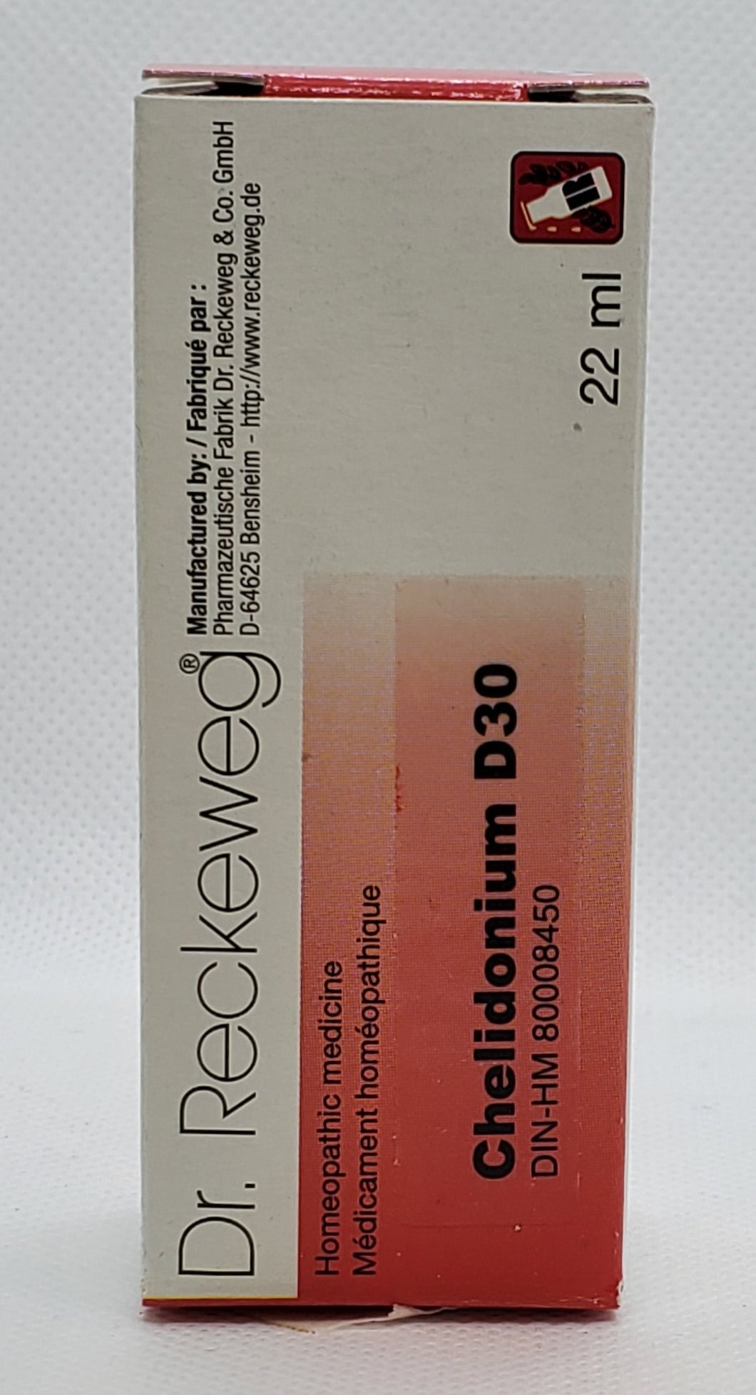 Chelidonium D30 - Dr. Kohli's Herbal Products
