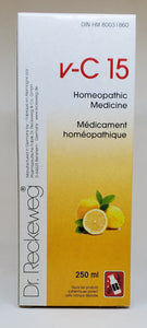 V-C 15 Homeopathic medicine - Dr. Kohli's Herbal Products