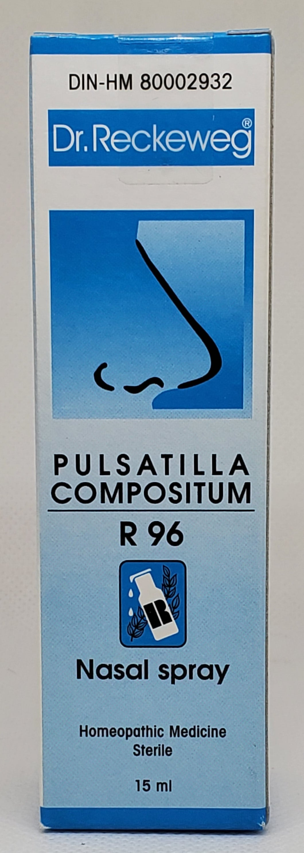 Pulsatilla compositum Nasal spray - Dr. Kohli's Herbal Products