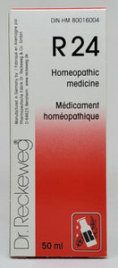 R 24 Homeopathic medicine - Dr. Kohli's Herbal Products