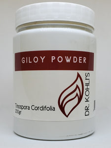 Giloy powder - Dr. Kohli's Herbal Products