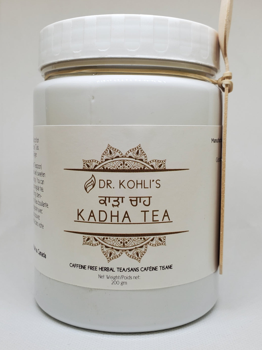 KADHA TEA - Dr. Kohli's Herbal Products