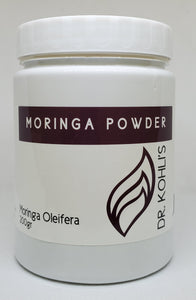 MORINGA POWDER - Dr. Kohli's Herbal Products