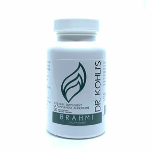 Brahmi Capsules - Dr. Kohli's Herbal Products