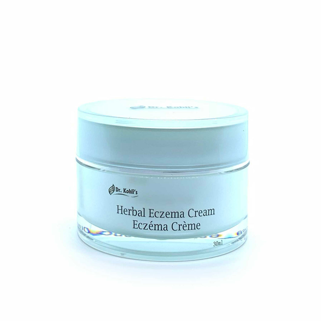 Herbal Eczema Cream - Dr. Kohli's Herbal Products