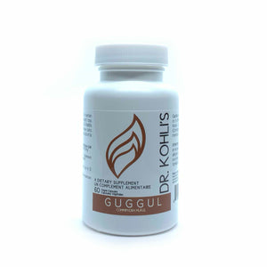 Guggul Capsules - Dr. Kohli's Herbal Products