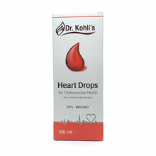 Load image into Gallery viewer, Heart Drops - Dr. Kohli's Herbal Products