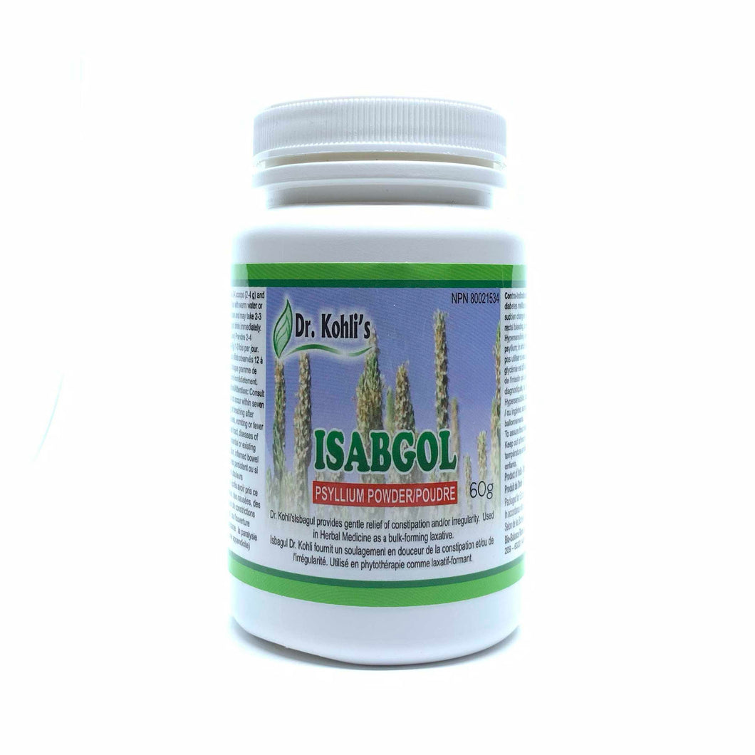 Isabgol - Dr. Kohli's Herbal Products