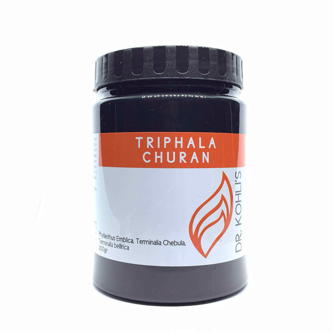 Triphala Churan - Dr. Kohli's Herbal Products