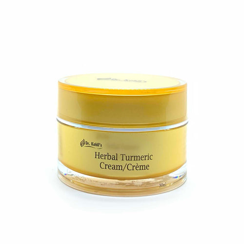 Turmeric Cream - Dr. Kohli's Herbal Products