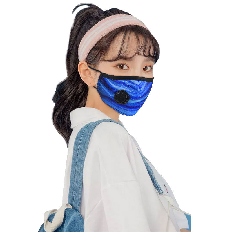 Breath 4 Breath Blue N95 Anti Pollution Mask