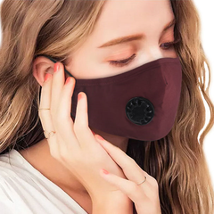 Breath 4 Breath Red N95 Anti Pollution Mask