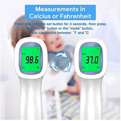 Infrared Thermometer | No Touch Scanner | Shipping of out USA | FDA Certified.