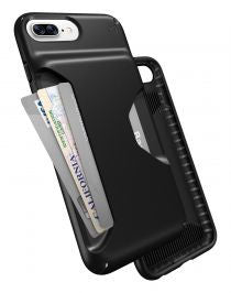 Speck 88204-1050 iPhone 8/7/6S/6 Plus Presidio Wallet Case - Black