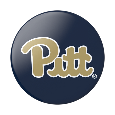 PopSockets Cell Phone Grip & Stand - Pitt Navy