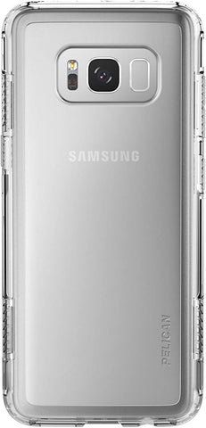 Pelican Adventurer Samsung Galaxy S8 Case - Clear/Clear