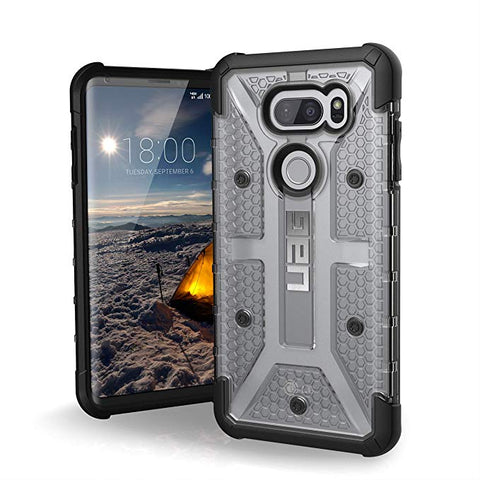 UAG LG V35 ThinQ/V30/V30+ Plasma Feather-Light Rugged [Ice]
