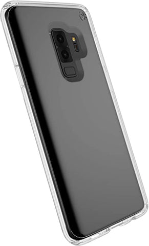 Speck Presidio Clear Samsung Galaxy S9 Plus Case, Clear/Clear