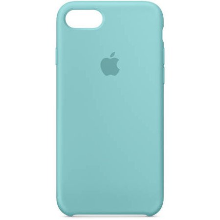 Apple Silicone iPhone 7 Case Sea Blue Blue