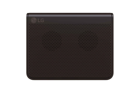 LG G Pad Plus Pack - Portable Stereo Loudspeaker with Expandable Built-in Battery