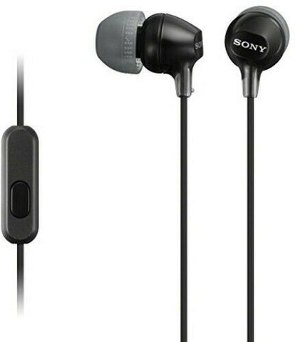 Sony In Ear Headphones Black