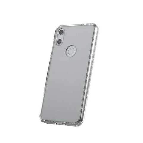 TUFF8 Clear Back Case for Motorola Moto One Action
