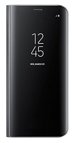 Samsung Clear View Stand Cover Case for GS8
