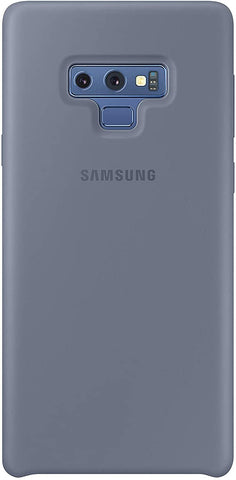 Samsung Galaxy Note9 Case, Silicone Protective Cover, Ocean Blue